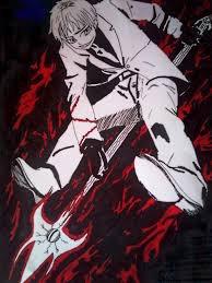 MANGA : RED RAVEN