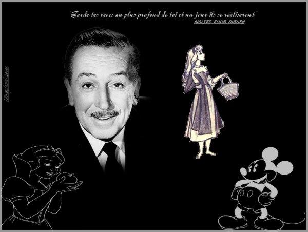 ~Walt Disney~(créa by me ^^ )