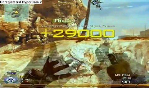 Pour les Lobby Mw2 sur Xbox360