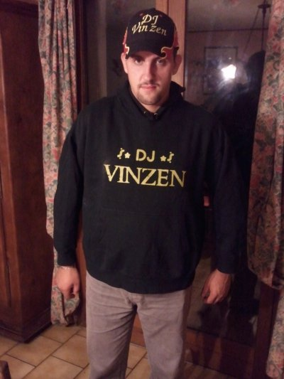 dj vinzen officiel