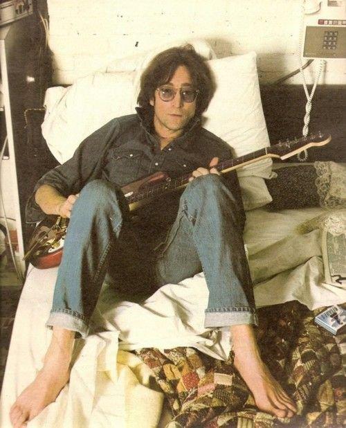 J'adore cette photo de John *__*