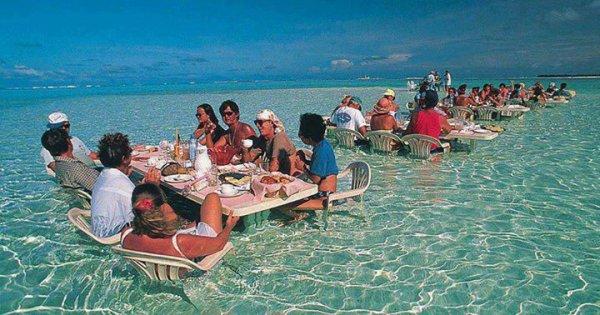 Aime si tu oserais manger là ! *-*