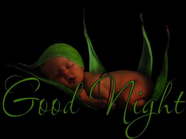 Bonne nuit mes ami(e)s