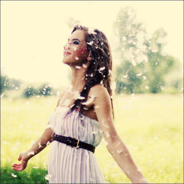 Apprenons à trouver la joie dans ce qui est simple, serein et gratuit