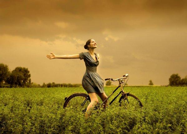 Le bonheur et la joie de vivre