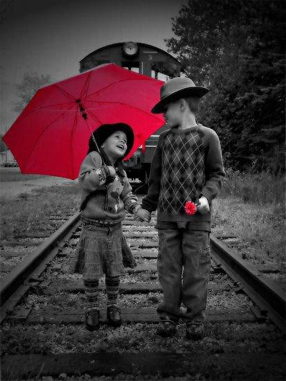 Ce qui nous permet d'avancer c'est l'amour à condition de ne pas être aveugle et sourde