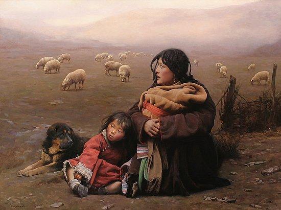 Une maman, c'est la personne qui peut remplacer n'importe qui, mais qui ne peut être remplacée par personne