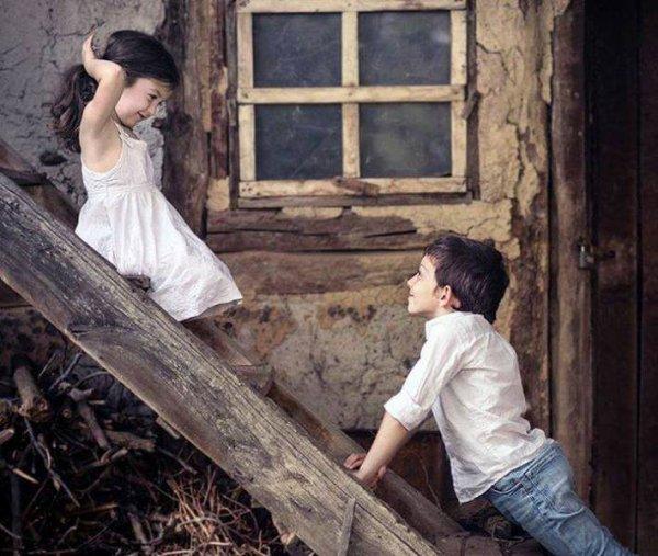 L'innocence est la meilleure défense de l'enfant