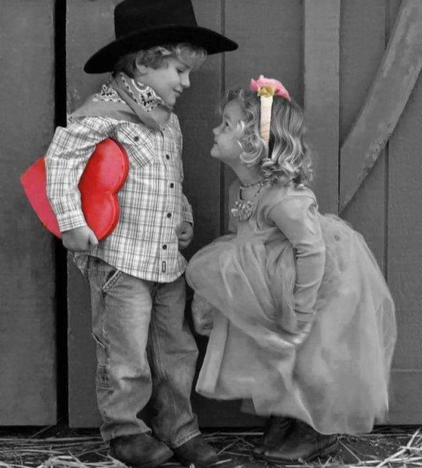 Tendre est le coeur d'un enfant ... Prenez garde de ne pas l'endurcir