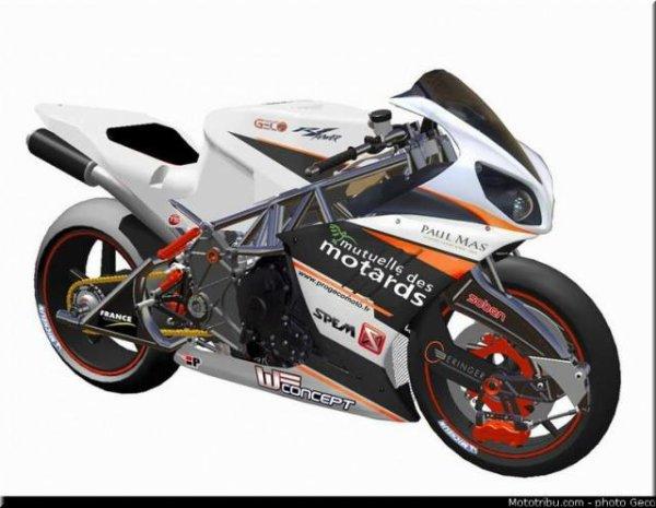 moto française