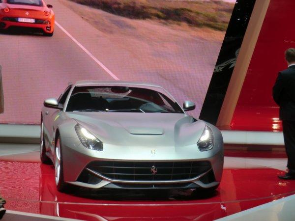 Ferrari FF - salon de Genéve 2012