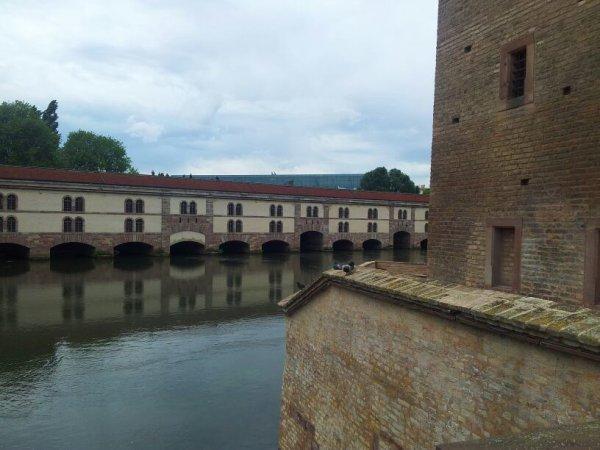 Superbe ballade dans Strasbourg en amoureux