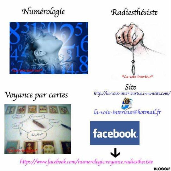 Numrologie Carte Pendule