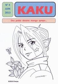 KAKU des dessins manga sympa
