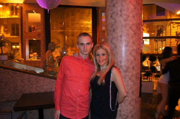 Avec Sabrina