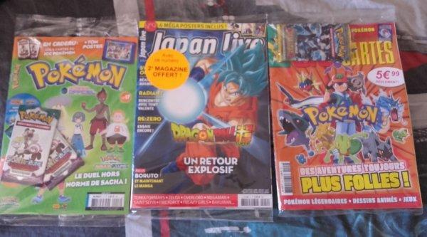 magazine manga