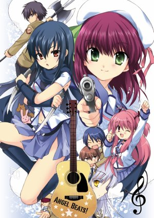 Manga: Angel beats.