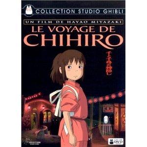 Films: Le voyage de Chihiro.