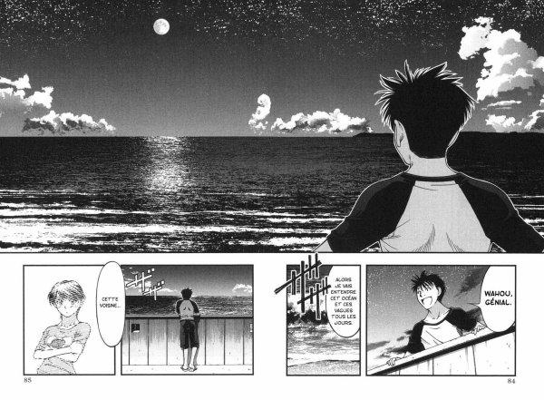 Manga: Umi No Misaki,tome 1, 11.