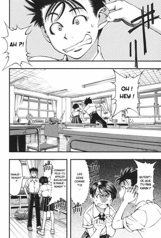 Manga: Umi No Misaki,tome 1, 15.