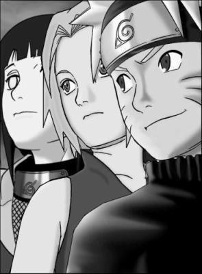 Sakura et Hinata viens cherché Naruto 1