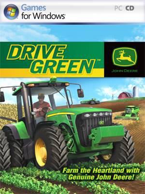 jeu drive green john deere
