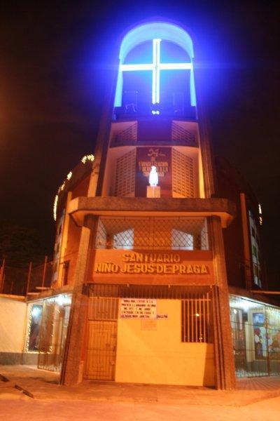 PARA EL CALENDARIO DE LA PARROQUIA 2010.PARROQUIA NIÑO JESUS DE PRAGA. CALI. COLOMBIA