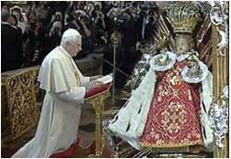 La Iglesia necesita hoy mujeres santas, asegura Benedicto XVI Y teólogas, subraya, al recordar la figura de santa Hildegarda de Bingen
