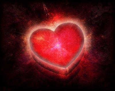 El corazón es como un niño: espera lo que desea....GRACIAS OLGUITA
