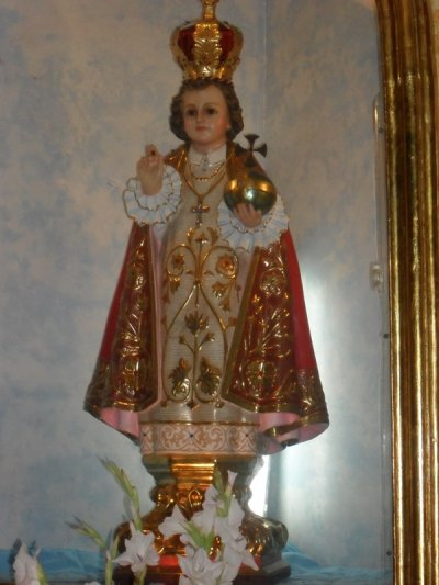 HOY 25 . ORACION AL NIÑO JESUS DE PRAGA