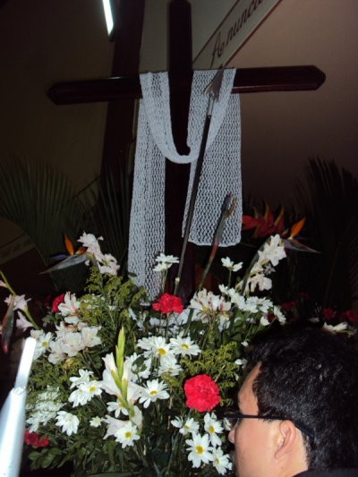 LUNES DE LA VII SEMANA DE PASCUA DESPUES DE LA ASCENSION