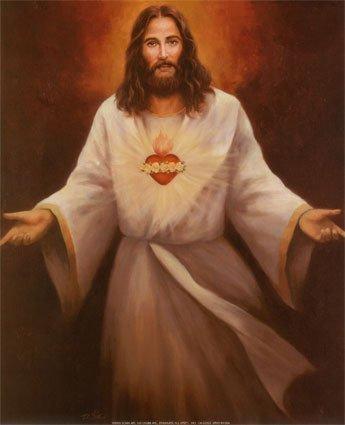 SOLEMNIDAD DEL SAGRADO CORAZON DE JESUS