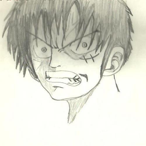 Dessin one piece blog de xx gaara x sasori xx - Zoro one piece dessin ...