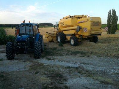 moisson du blé dur 2011