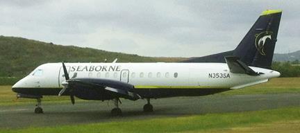 Seaborne airlines prévu au mois de juin en Guadeloupe