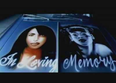 Lisa 'Left Eye' Lopes & Baby Girl Aaliyah