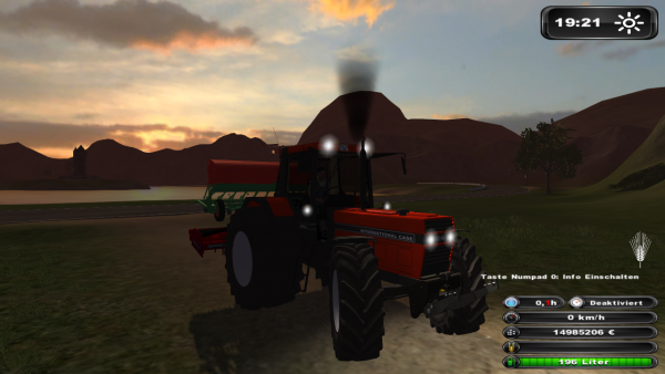 case ih 1056xl kife