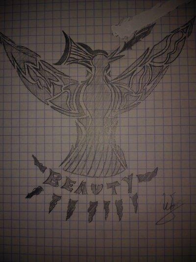 La beauté dans un style