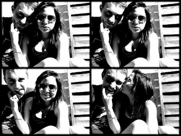 Mon amoureux et moi <3