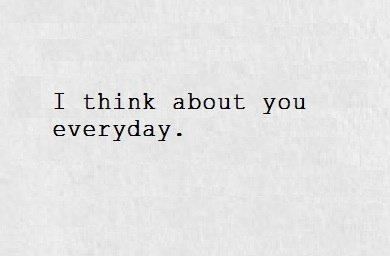 Je pense qu'à toi mon amour :$