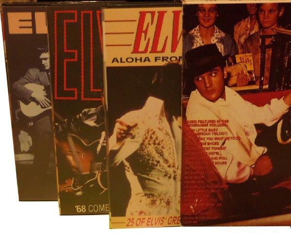 mes Cassettes VHS 1