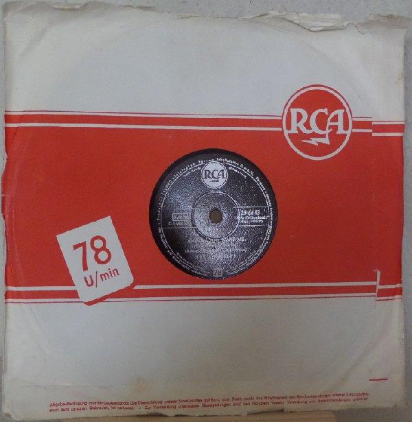 mes disques 78 tours 2