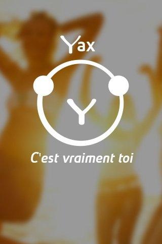 Connais-tu l'application YAX?