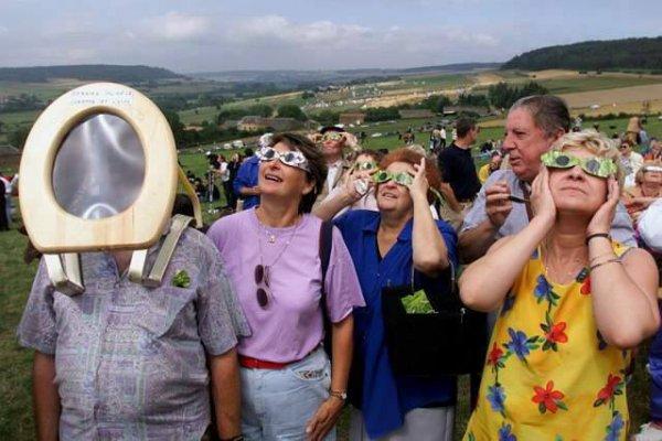 Préparons-nous à l'éclipse !