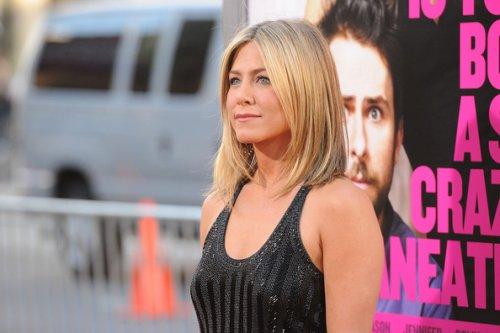 Aniston-Online J. à la première du film Horrible Bosses