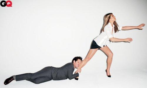 Aniston-Online Magazine GQ