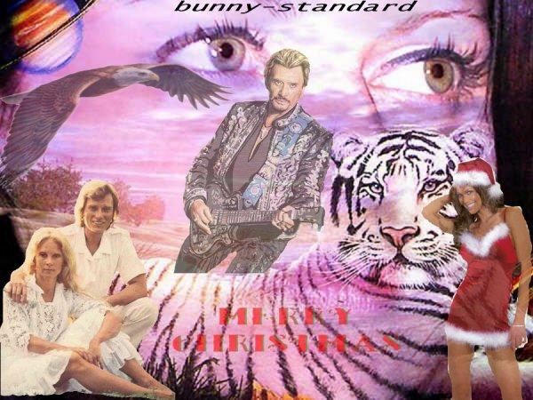 CADEAU DE MON TRES AMI BUNNY-STANDARD MERCI A TOI