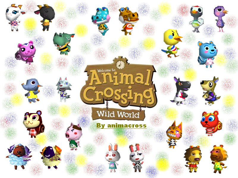 Blog de animacross toutes les astuces d 39 animal crossing for Extension maison animal crossing wild world