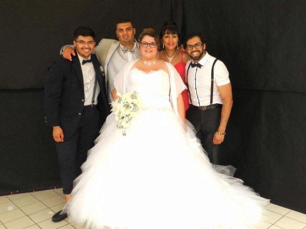Mariage de mon fils Giovanny et Steffy