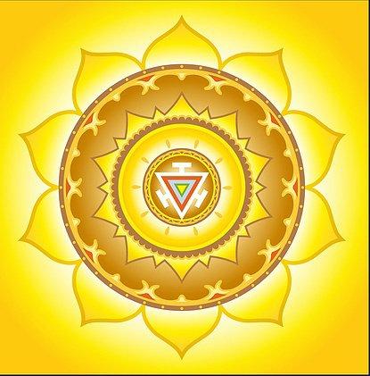 3ème chakra Manipura ou centre solaire